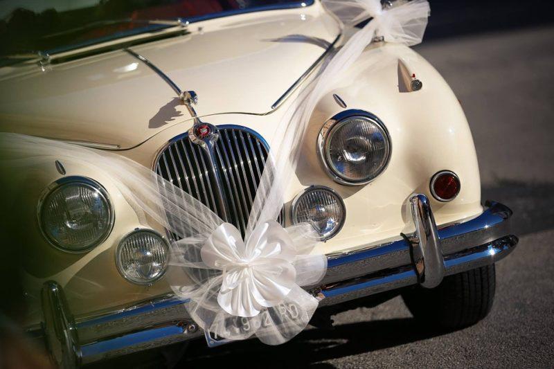 voiture ancienne pour un mariage